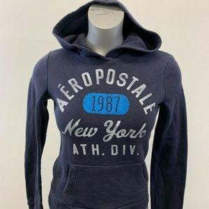 Aeropostale Hooded Sweatshirt Women's Size Small